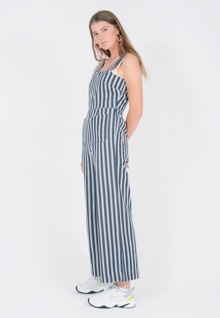Rollas Sailor Jumpsuit - salty stripe — Good as Gold