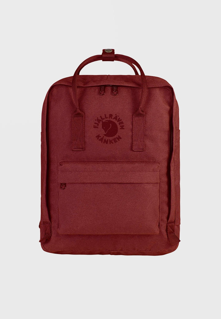 4ab54607e3a Fjallraven Re-Kanken Backpack - ox red – Good As Gold