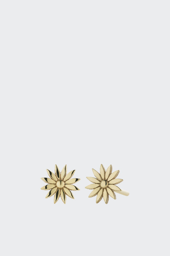 Meadowlark Dazed Stud Earrings - gold | GOOD AS GOLD | NZ
