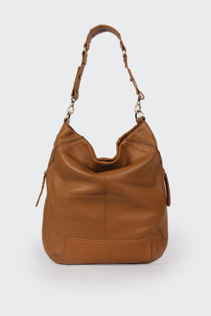 Status Anxiety, The Lair Bag, tan | GOOD AS GOLD | NZ