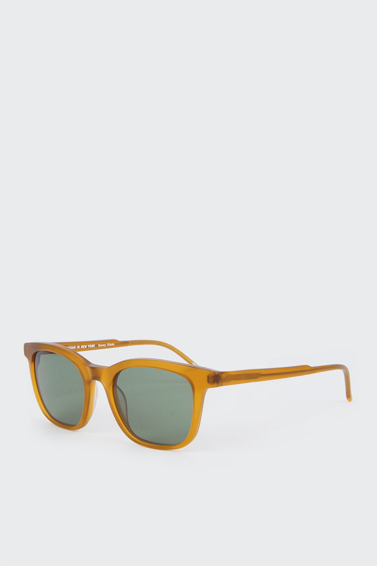Kaibosh A Scandinavian In NY Sunglasses - honey glaze | GOOD AS GOLD | NZ