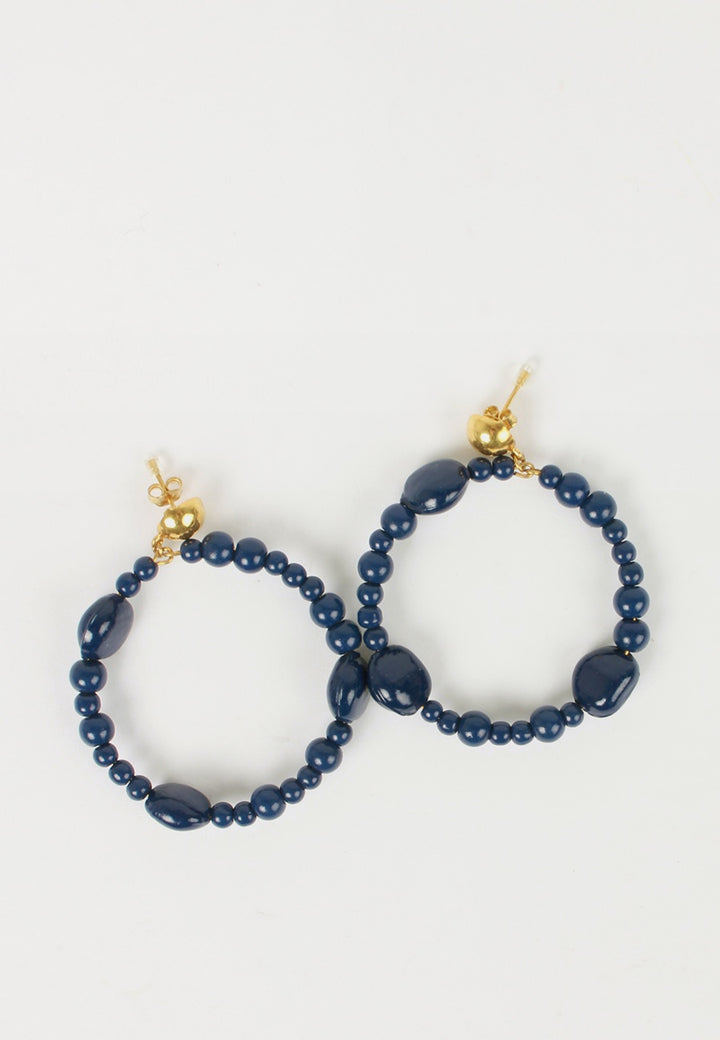 Paloma Wool Stadio Earrings - navy - Good As Gold