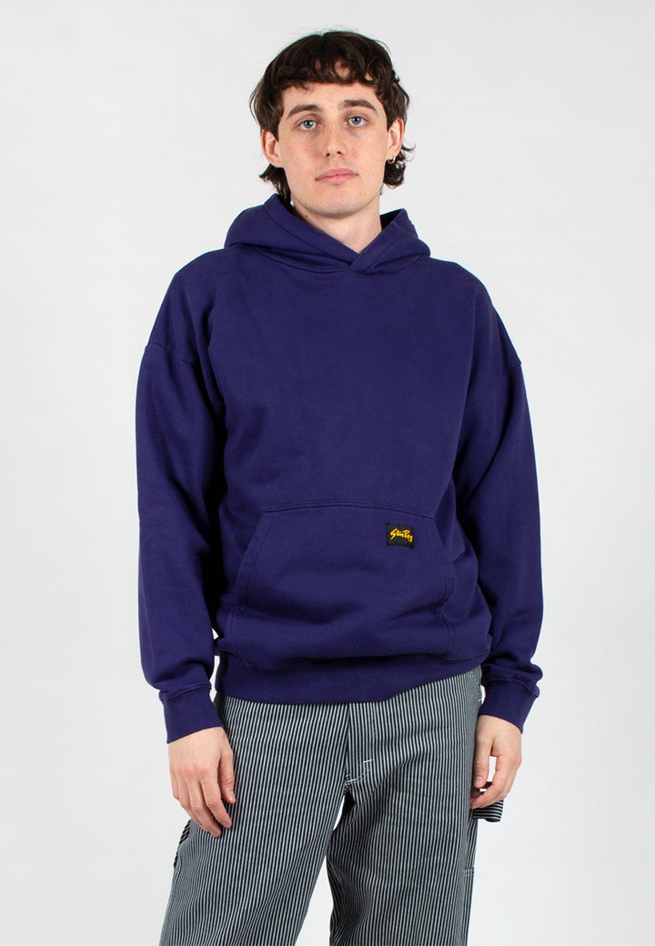 Stan Ray | Workers Hood - midnight blue | Good As Gold, NZ