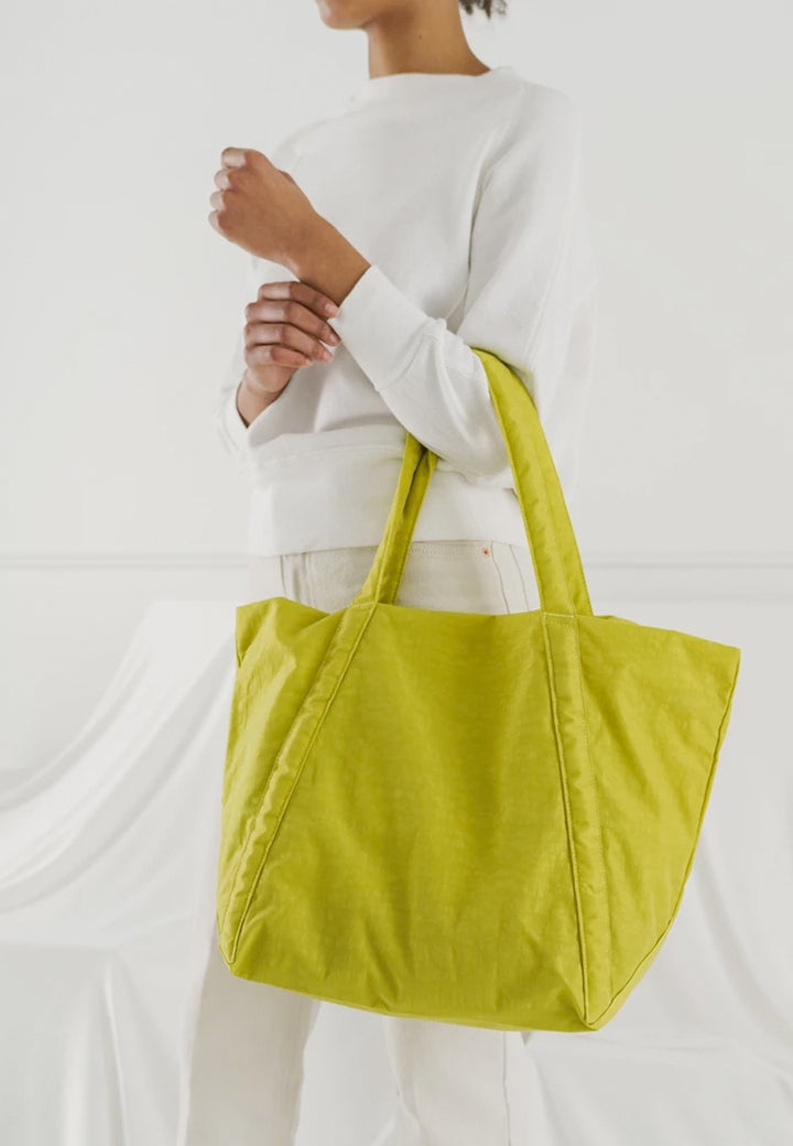 Baggu | Cloud Bag - chartreuse | Good As Gold, NZ