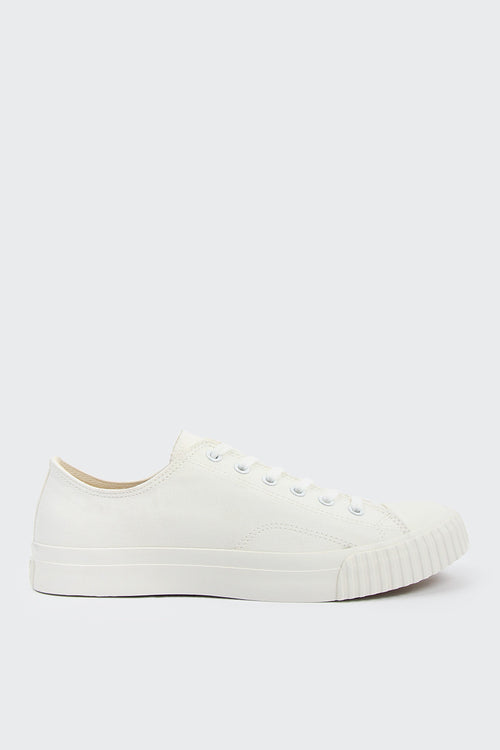 Bata Bullets Low Cut Canvas - white | GOOD AS GOLD | NZ