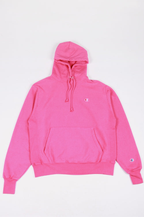 Champion PD Reverse Weave Hoodie - amaranth | GOOD AS GOLD | NZ