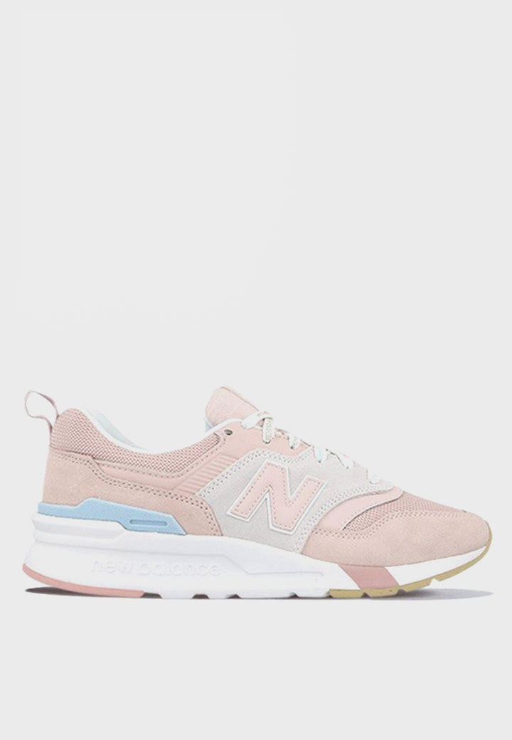 New Balance | Womens 997 H - pink/white/blue suede | Good As Gold, NZ