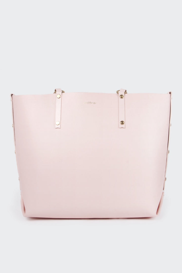 MYDEERFOX Shopper Tote Bag - pink | GOOD AS GOLD | NZ