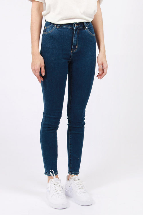Rollas Eastcoast Ankle Jeans - valentine blue | GOOD AS GOLD | NZ