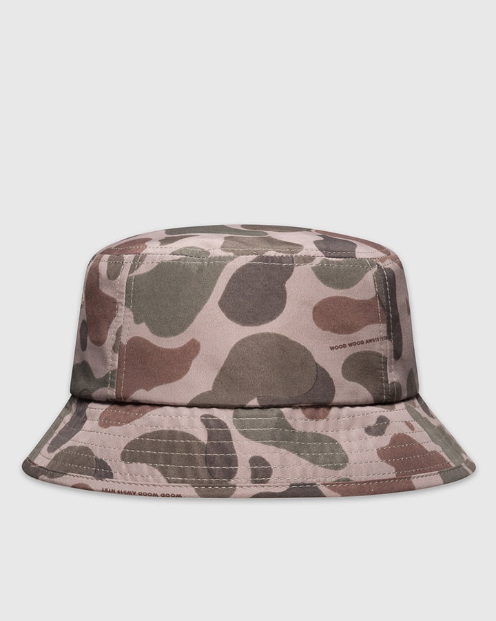 Wood Wood | Bucket Hat - taupe | Good As Gold, NZ