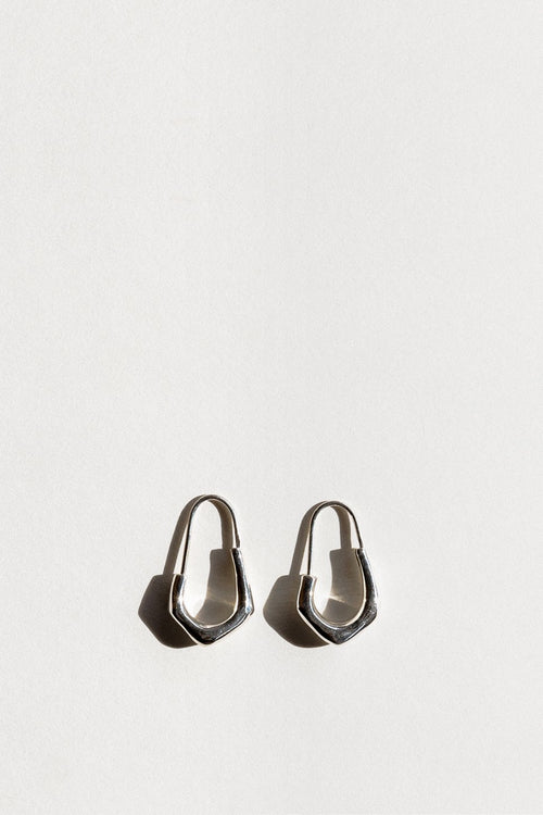 Jasmin Sparrow Billie Earrings - silver - Good As Gold