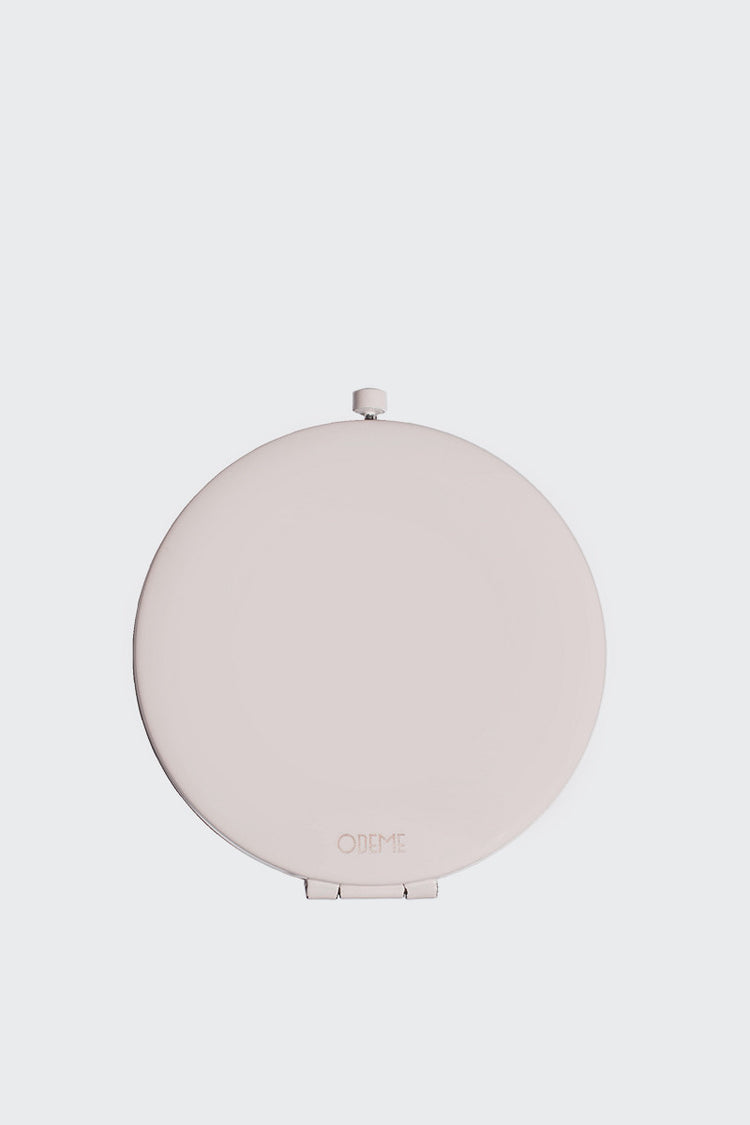 Odeme Compact Mirror - white | GOOD AS GOLD | NZ