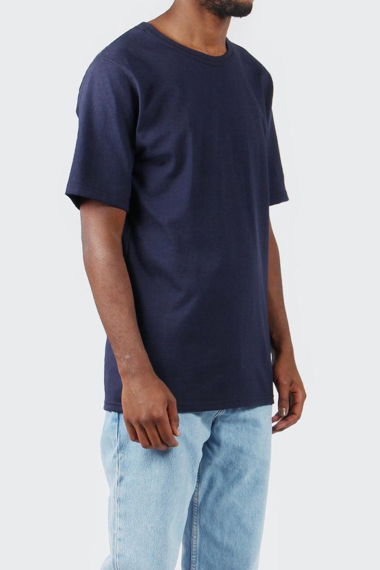 Champion Heritage T-Shirt - navy | GOOD AS GOLD | NZ