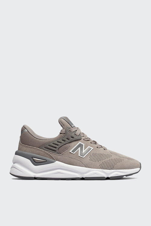 New Balance Womens WSX90PLA - flat white/steel