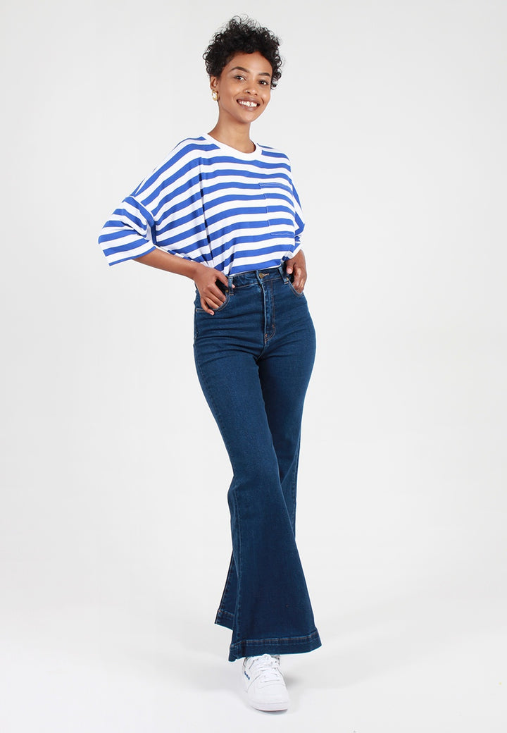 Eastcoast Flare Jeans - dream blue