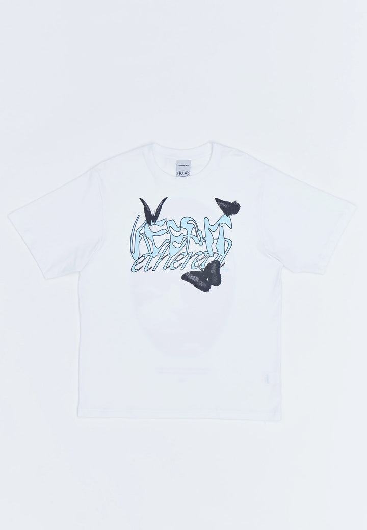 Window On Ethereal T-Shirt - white