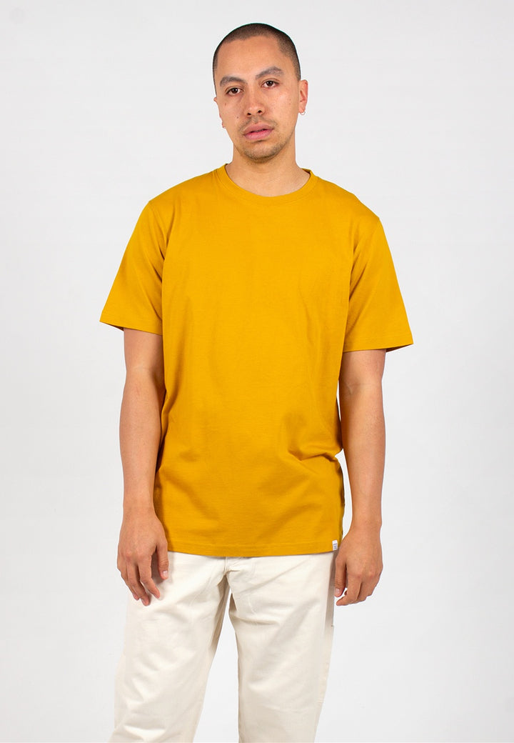 Norse Projects | Niels Standard T-Shirt - montpellier yellow | Good As Gold, NZ