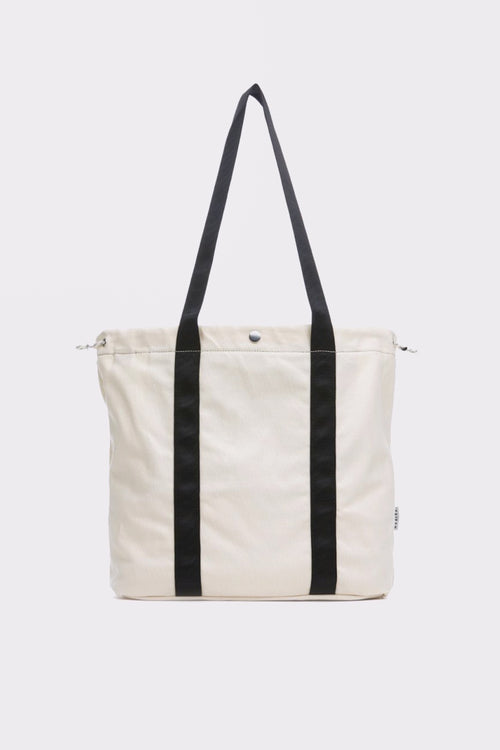 Flanker Tote Bag - natural cotton