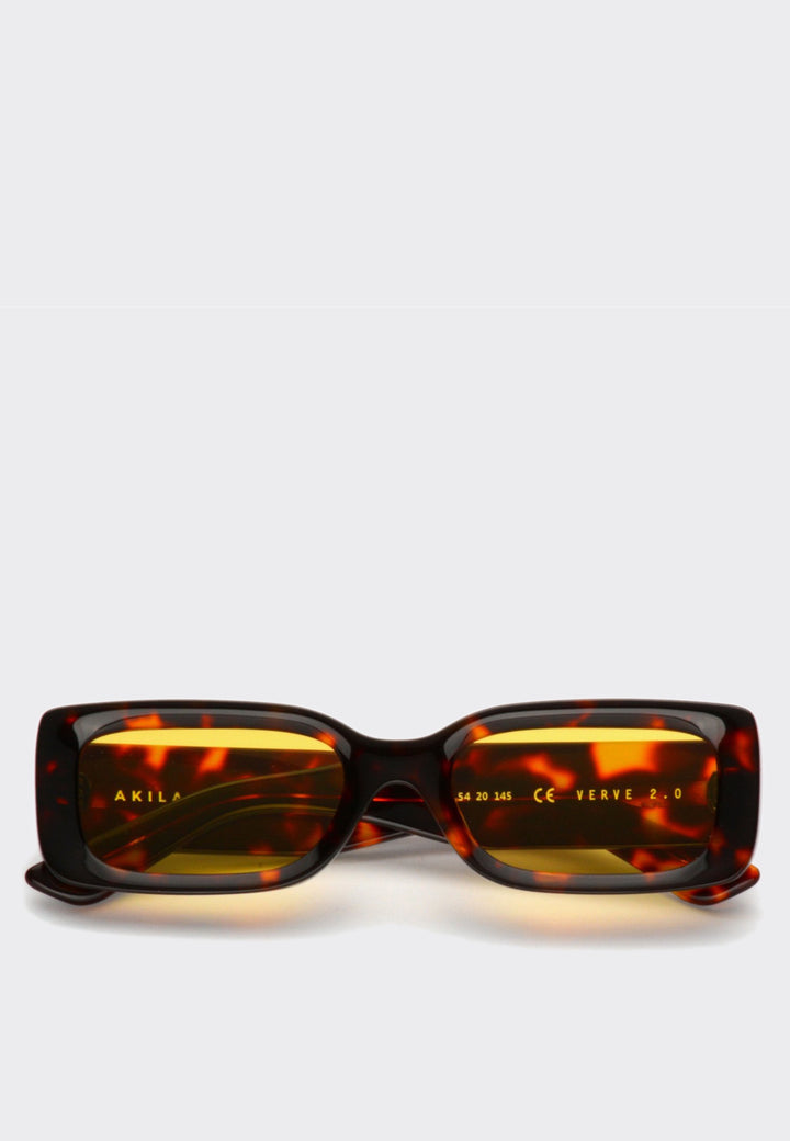 Verve 2.0 Sunglasses - tortoise/yellow