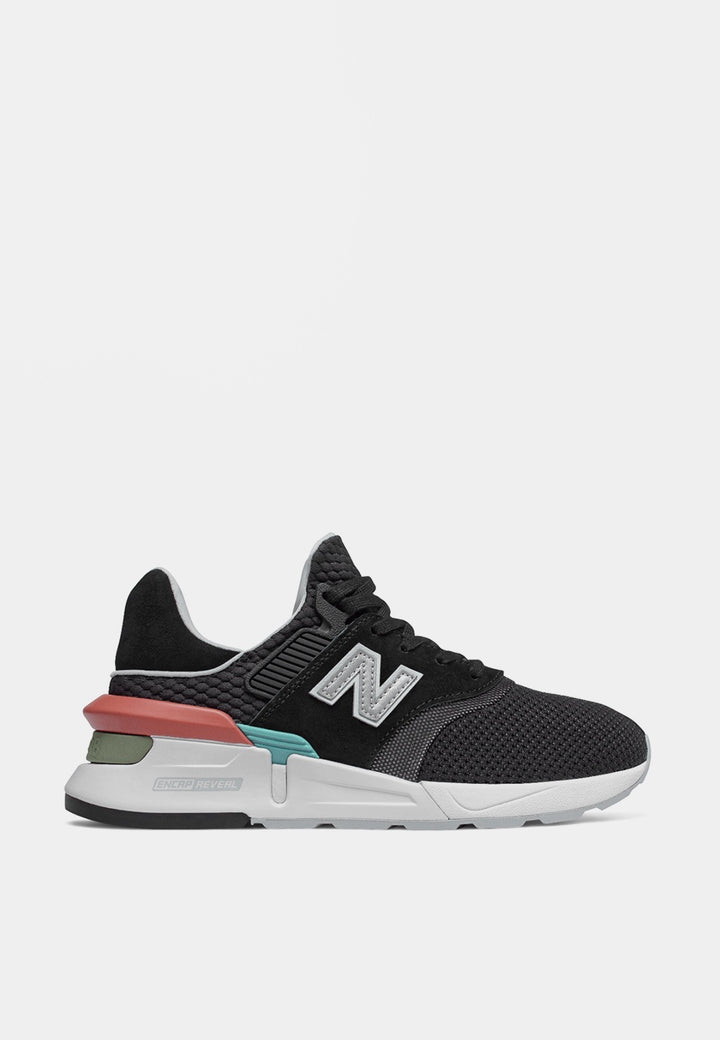 New Balance Womens 997 Sport WS997XTA - black/grey/white — Good as Gold