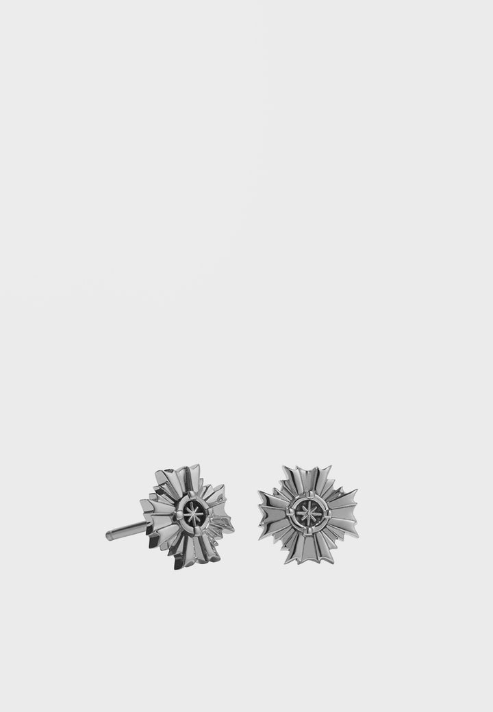 Meadowlark August Stud Earrings - silver - Good As Gold