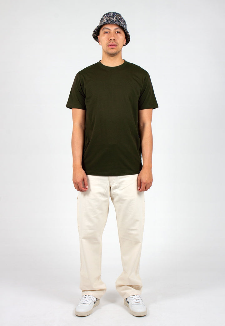 Norse Projects | Niels Standard T-Shirt - beech green | Good As Gold, NZ