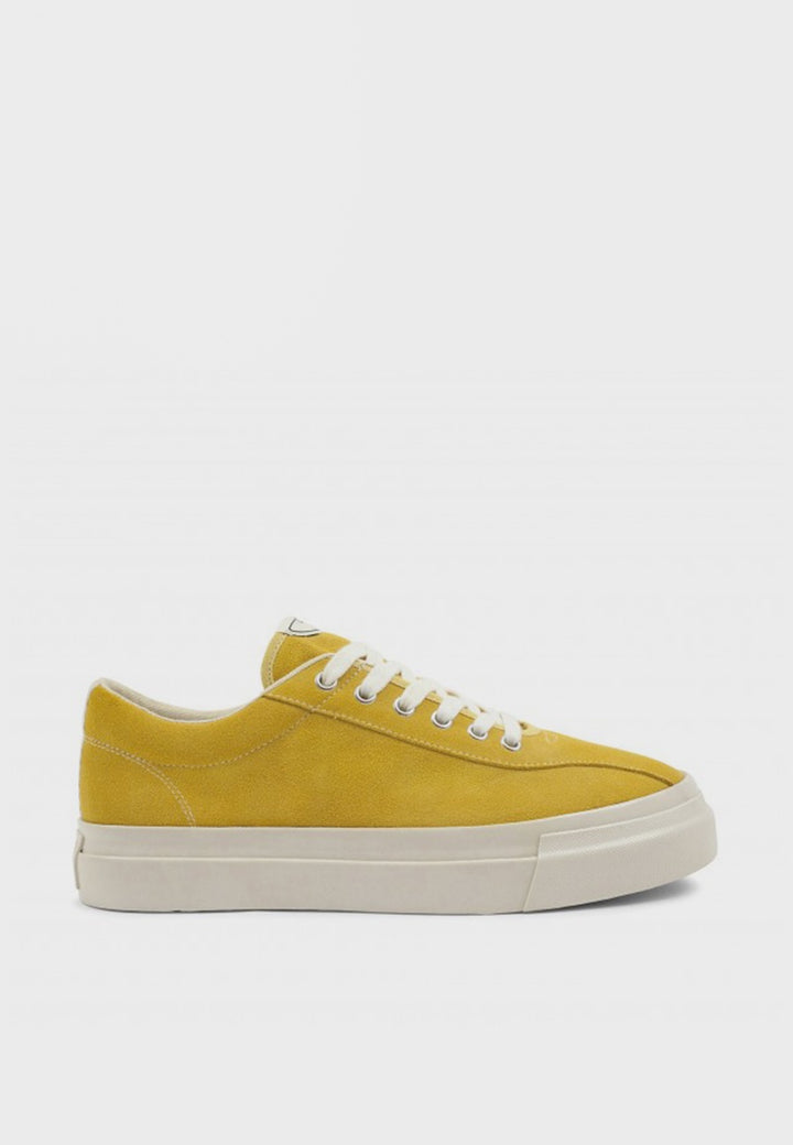 Stepney Workers Club Dellow Suede - mustard - Good As Gold