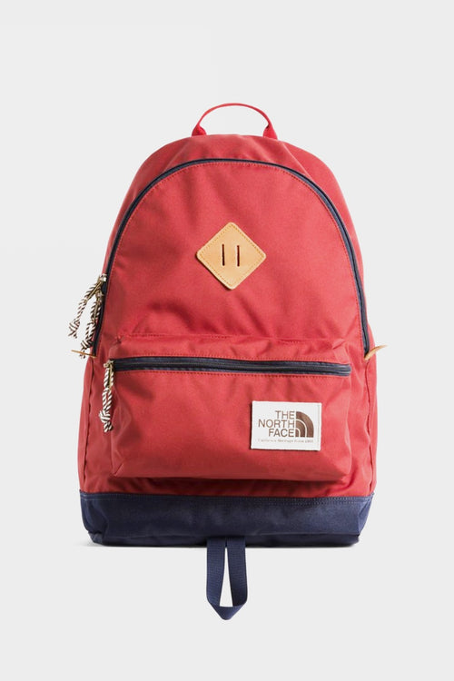 Berkeley Backpack - caldera red/urban navy