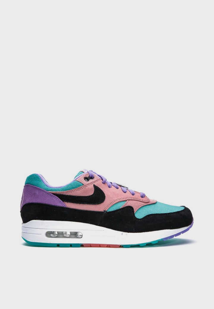 Nike Air Max 1 Have A Nike Day - purple/bleached coral/black - Good As Gold