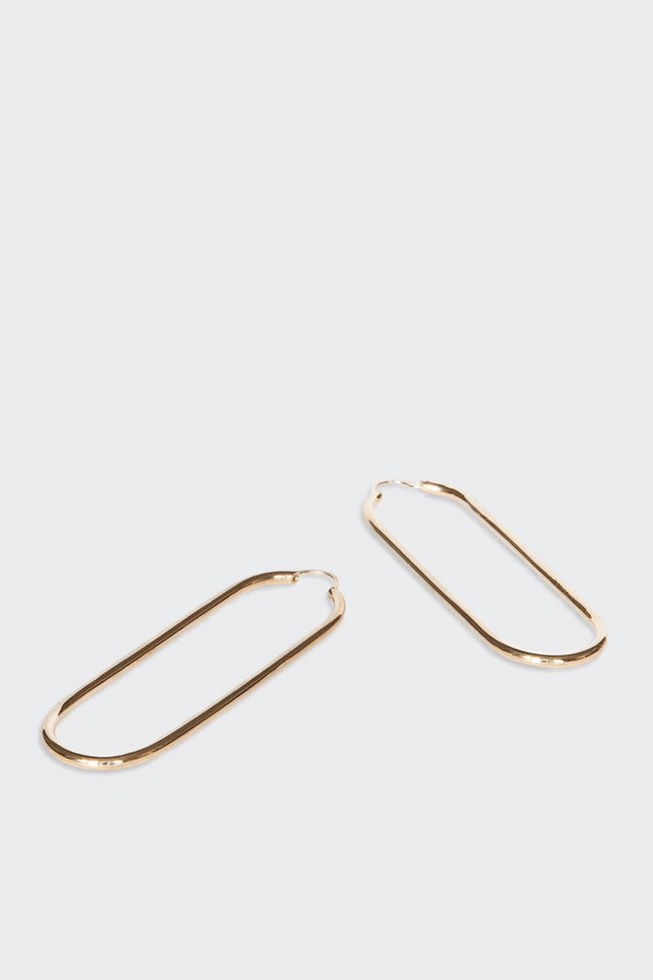 Jasmin Sparrow No.1 Earrings - gold plated | GOOD AS GOLD | NZ