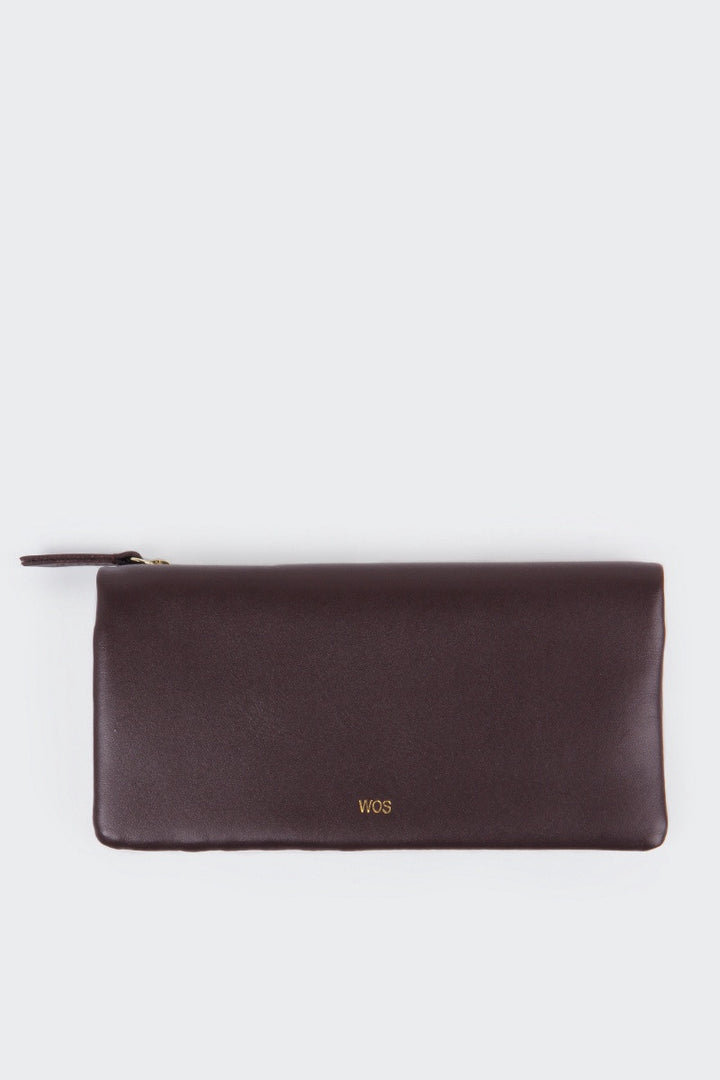 WOS Big Sensation Wallet - oxblood — Good as Gold