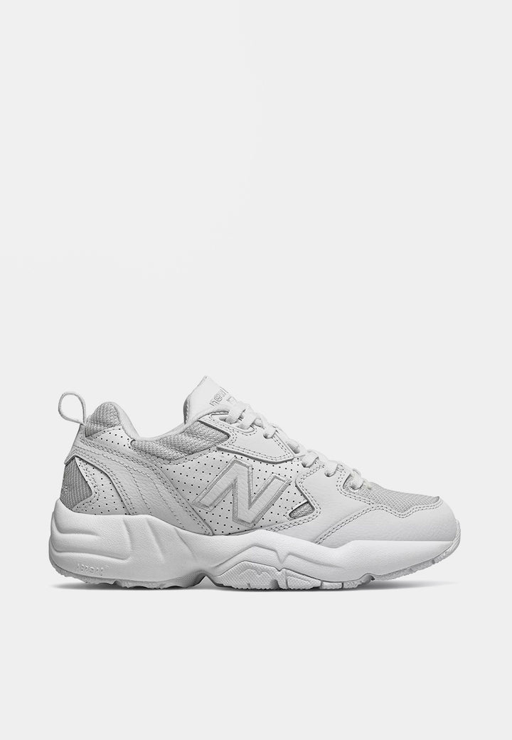 New Balance Womens x708 - triple white leather — Good as Gold