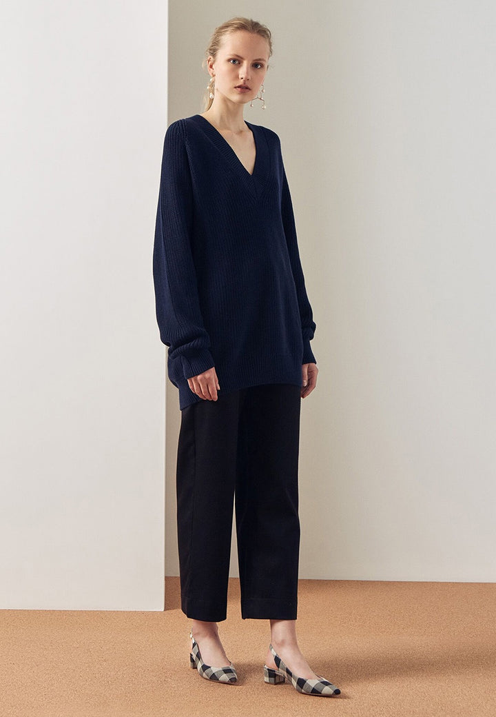 Kowtow Link Knit Sweater — Good as Gold