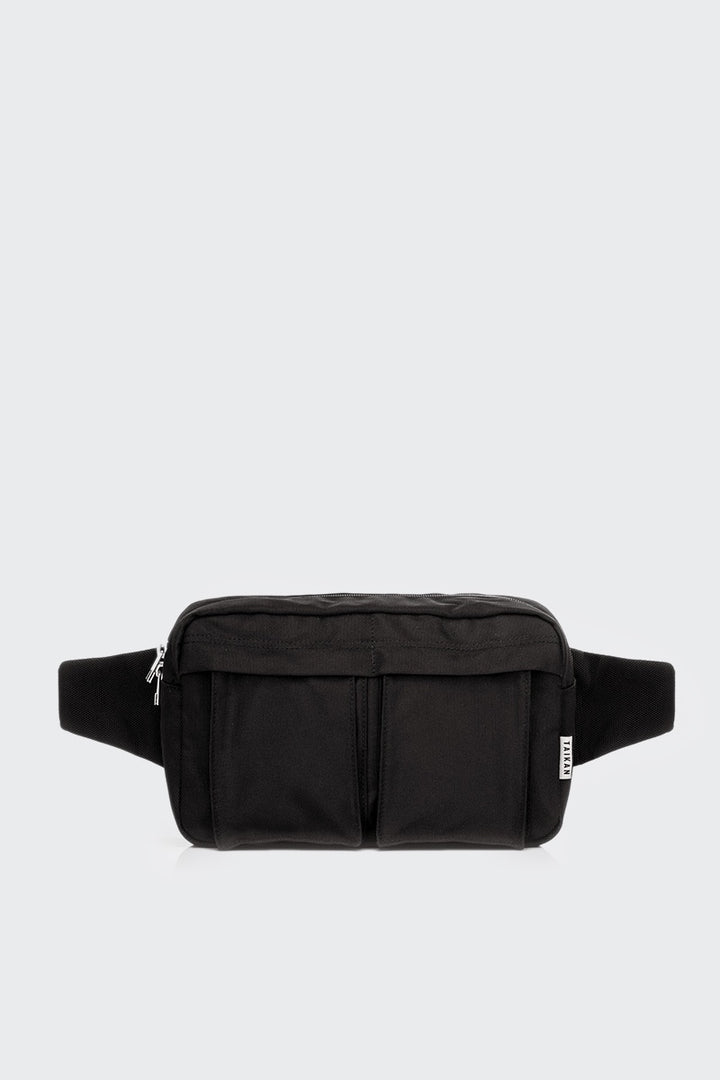 Taikan Everything Spectre Hip Bag - matte black | GOOD AS GOLD | NZ