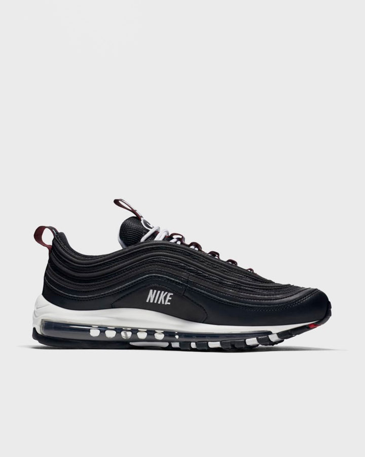 Nike Air Max 97 Premium - black/white/varsity red — Good as Gold