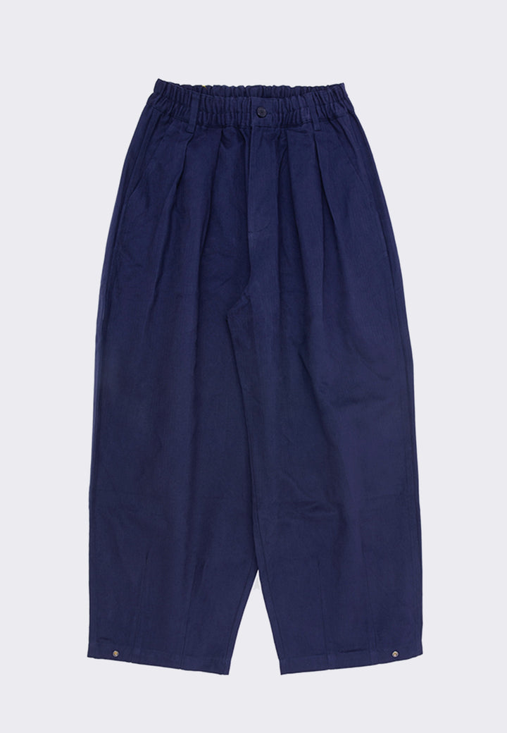 Unisex Balloon Pants - navy