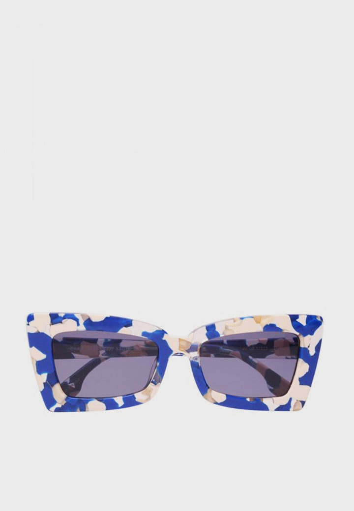 Zaap Sunglasses - cobalt blue