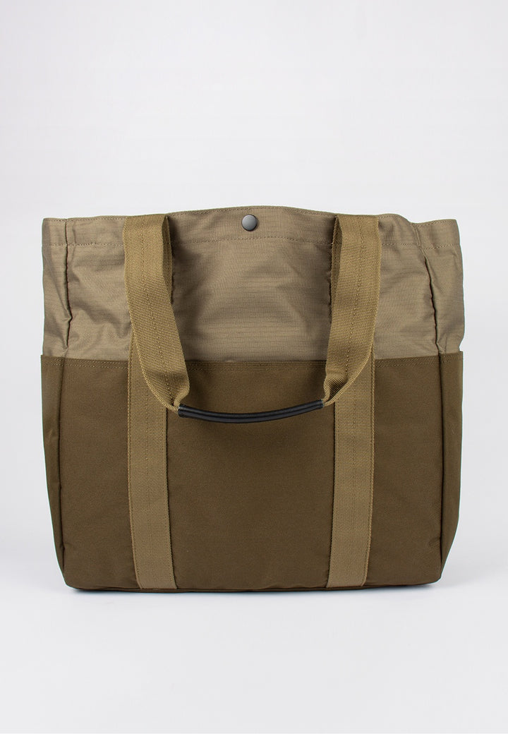 Taikan Everything | Sherpa Tote Bag - army green | Good As Gold, NZ