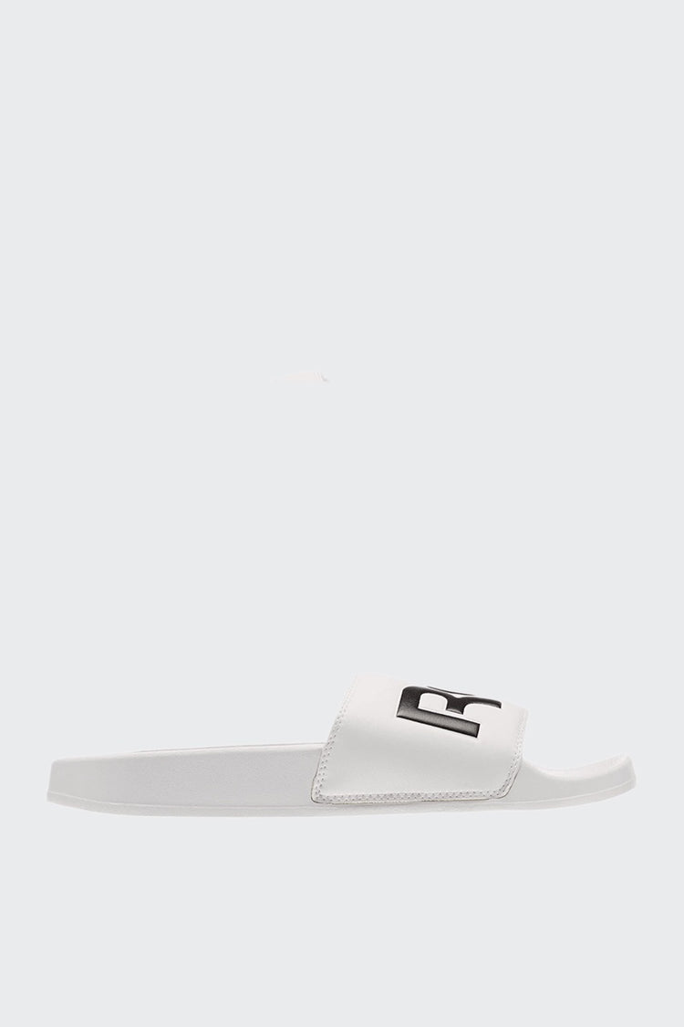Reebok Classic Slide - white/black | GOOD AS GOLD | NZ