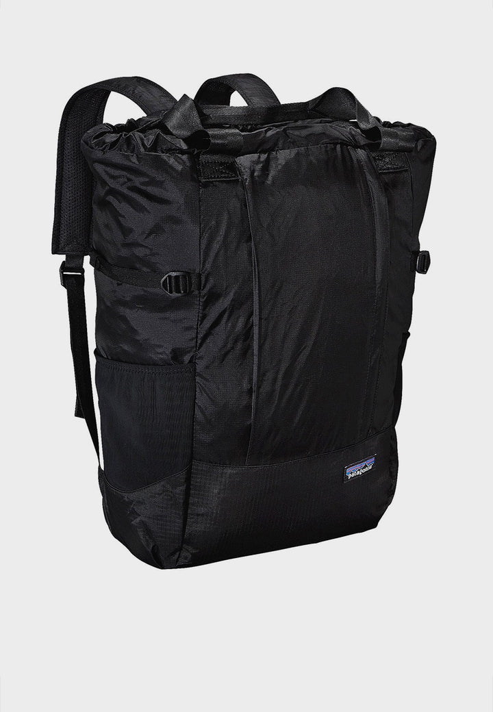 Patagonia Light Weight Travel Tote Bag - black - Good As Gold