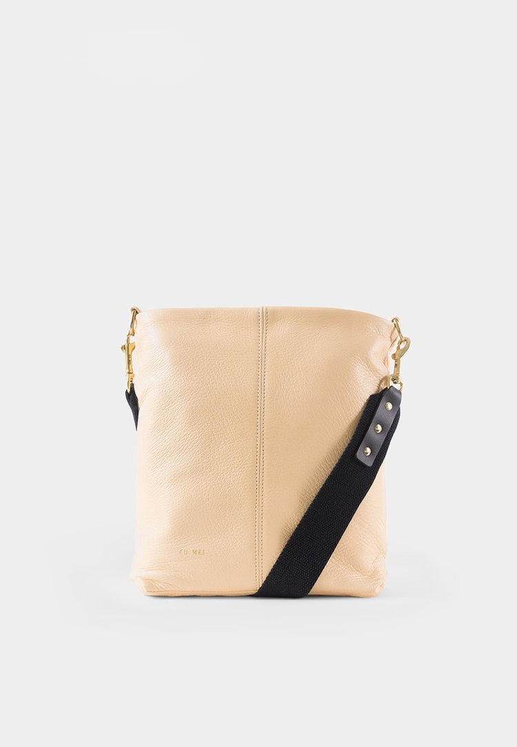 Yu Mei 3/4 Jane Bag - butter | GOOD AS GOLD | NZ
