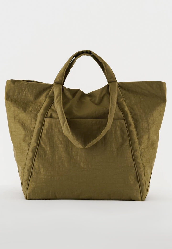 Baggu | Travel Cloud Bag - kelp | Good As Gold, NZ