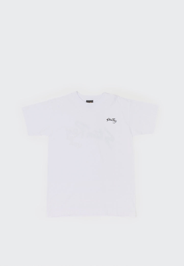 Stan Ray OG Logo T-Shirt - white — Good as Gold