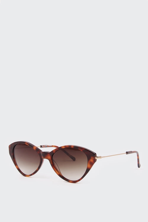 Kaibosh Sol Sister Sunglasses -  Tortoise Shiny | GOOD AS GOLD | NZ