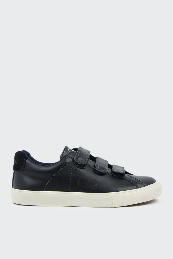 Veja Womens Esplar 3 Locks Leather - black | GOOD AS GOLD | NZ