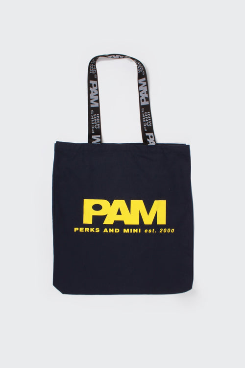 Perks and Mini (PAM) Atlantis Tote Bag - navy — Good as Gold
