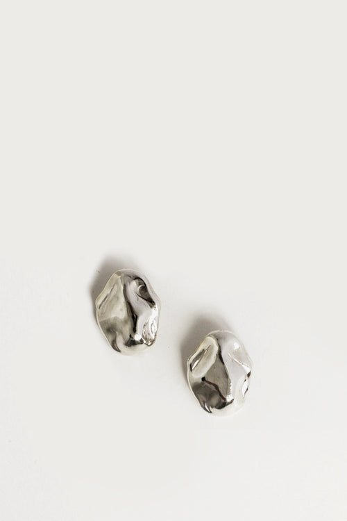 By Nye Dune Earrings - silver - Good As Gold