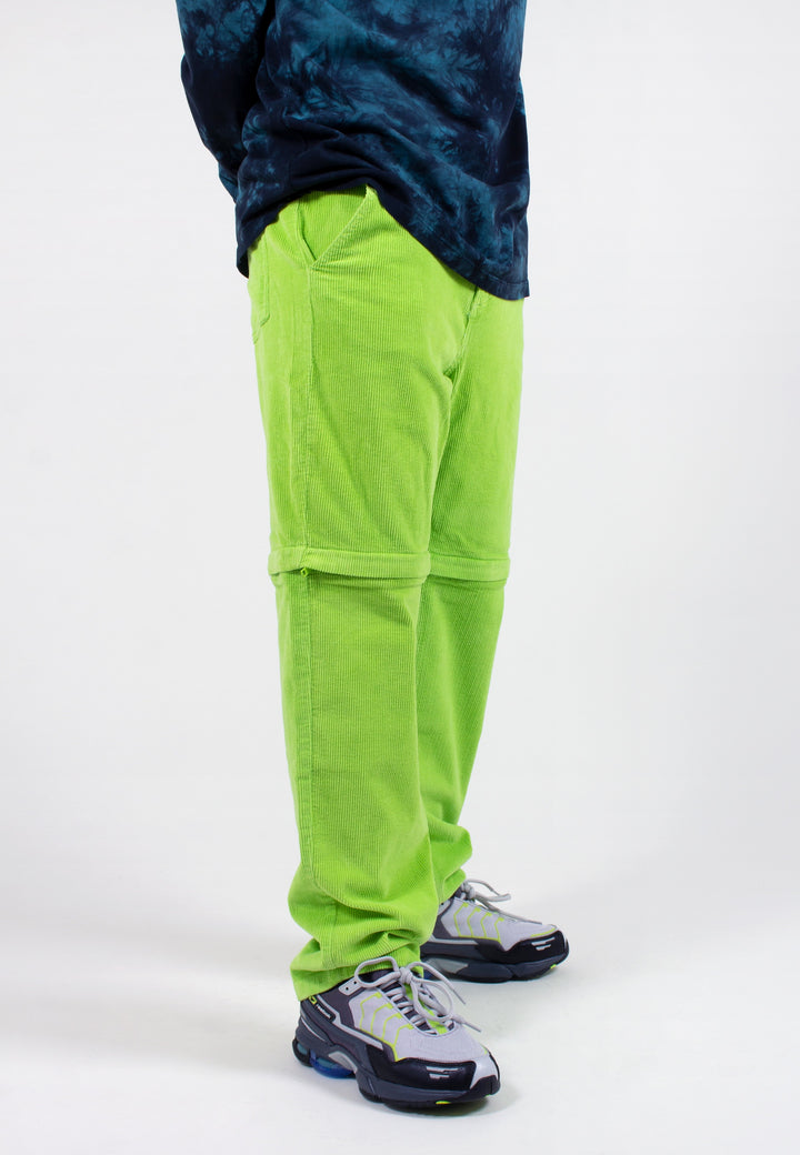 Lazy Oaf | Neon Transformer Pants - green | Good As Gold, NZ