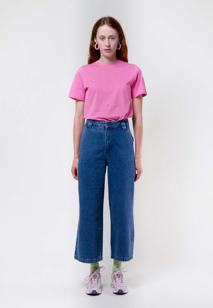LO Work Pants - blue denim