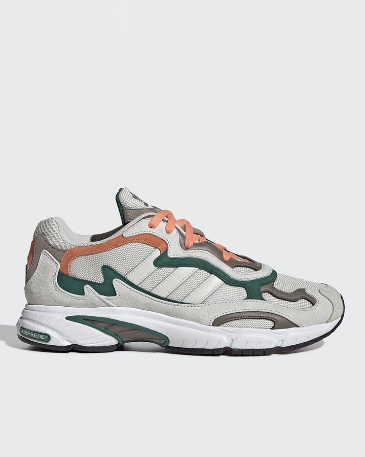 Adidas | Temper Run - grey/green/orange | Good As Gold, NZ